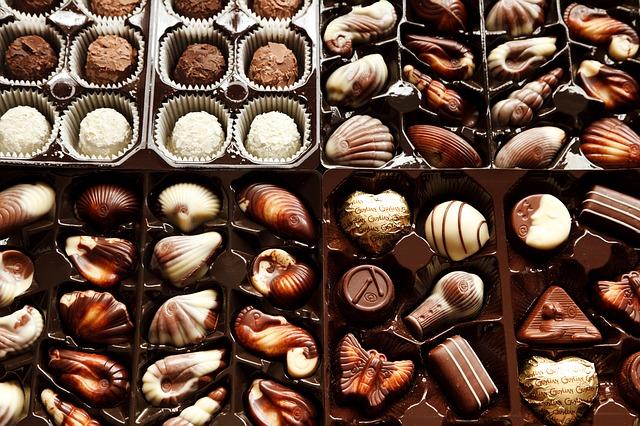 שוקולד בקיץ ראשית