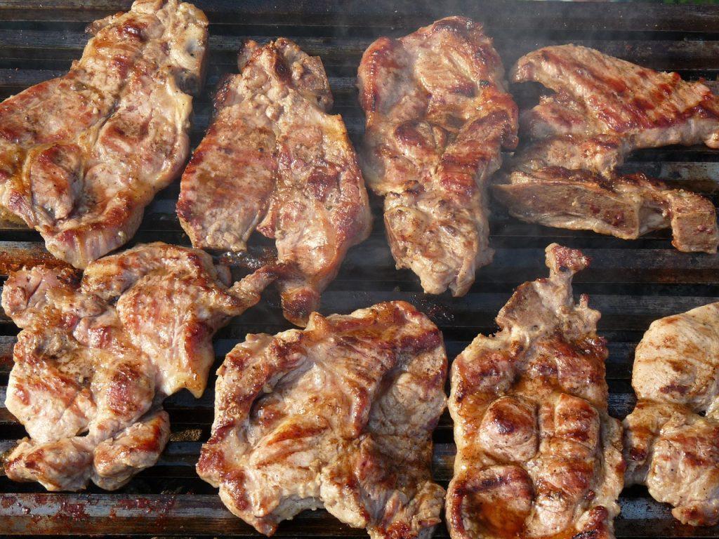 בשר בצלייה